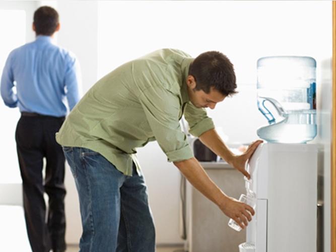 Dispensador de agua Pamplona