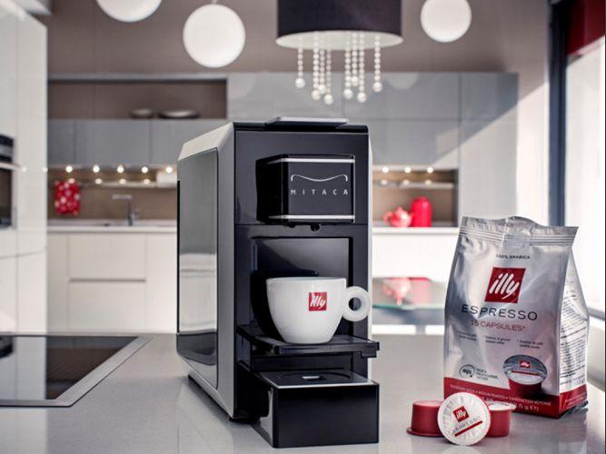 Máquina de café Mitaca Pamplona Illy